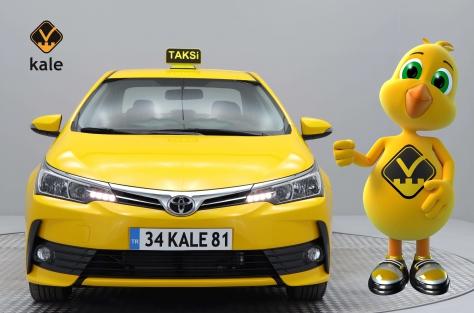 Taksi Plakası Kiralama
